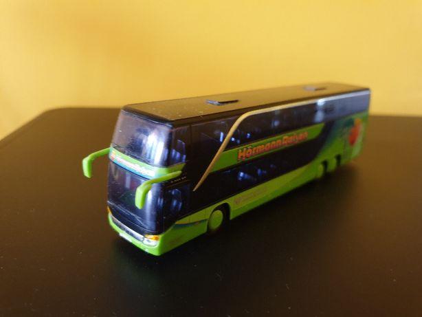 Autobus Setra S431 DT - AWM 1:87 - Majstersztyk
