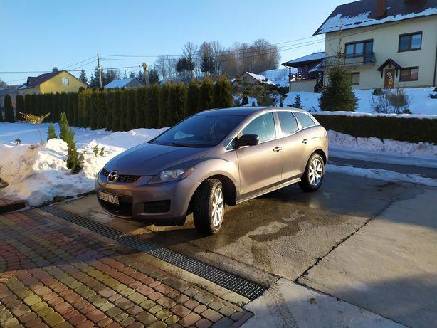 Mazda CX7   +LPG