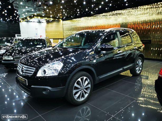 Nissan Qashqai +2 1.5 DCI Tekna Premium 18 Pele Nav