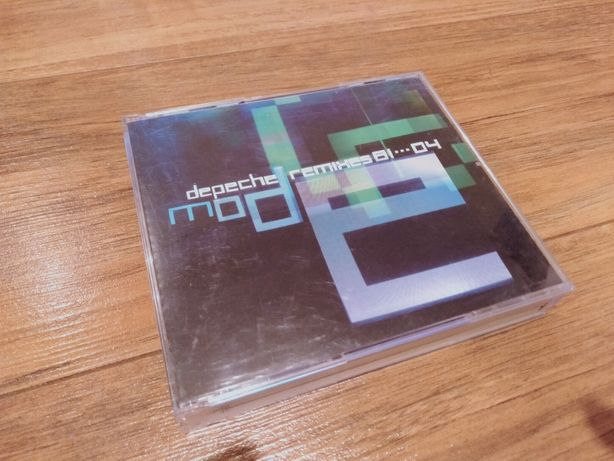 Depeche Mode Remixes 81...04 Promo 3 x CD ACDMUTEL8 wydanie promocyjne