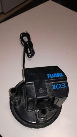 Głowica filtra Fluval 103 sprawna wirnik komplet