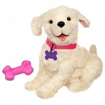 Интерактивный мягкий щенок Куки Cookie