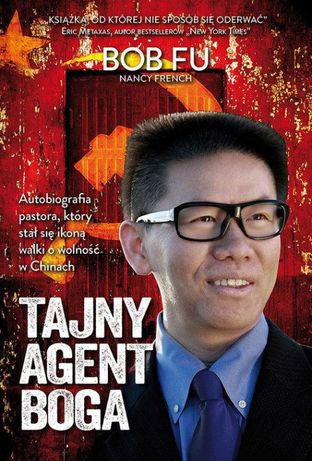 Tajny Agent Boga / z opisem