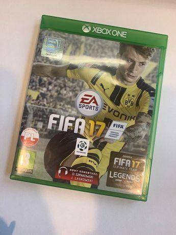 Gra Xbox One fifa 17 [49/05/20]