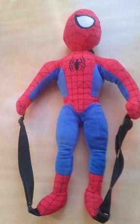 Peluche mochila Homem Aranha