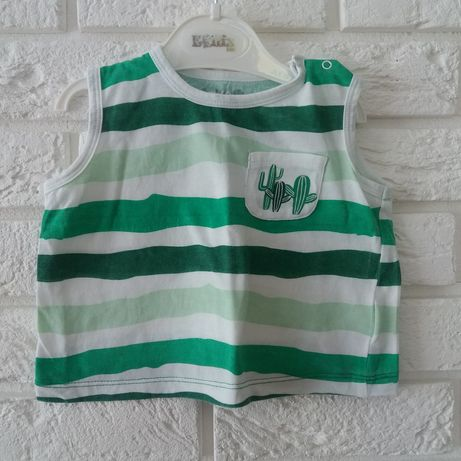 Koszulka podkoszulek chlopiecy 51015 r.74