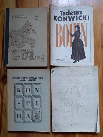 """Tadeusz Konwicki, """"Bohiń""""."""