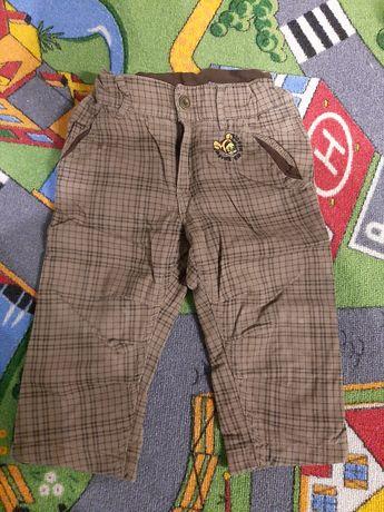 Spodnie 86cm ( 12-18 miesięcy) tanio