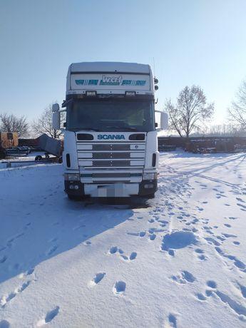Тягач, Scania 420