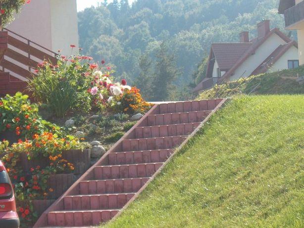PALISADA NOSTALIT KOLOR schody obrzeże kostki brukowej Betonowej HIT