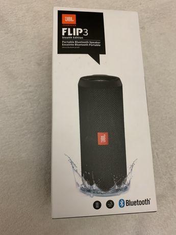 JBL Flip 3. Black. Оригинал. Новая