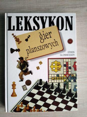 E. Glonnegger: Leksykon gier planszowych