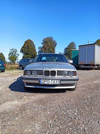 BMW E34 2,0 benzyna + gaz