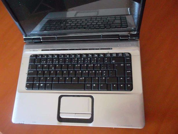 portatil hp dv6000