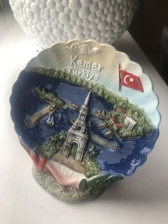 Статуетка керамика Турция ручная Работа