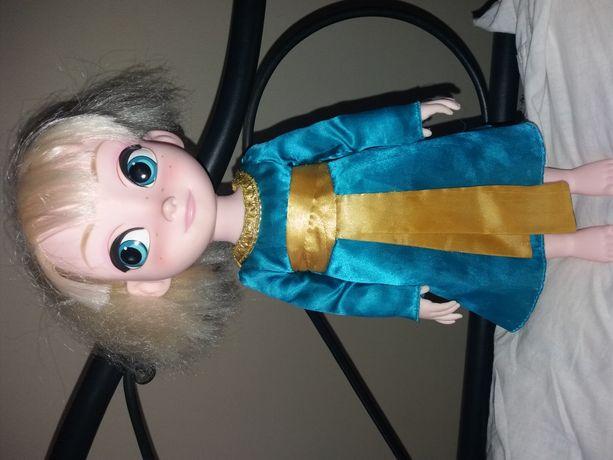 лялька (кукла) Эльза Disney Animators Дисней Аниматорс