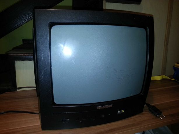 "Telewizor Watson 14"" (mały)"