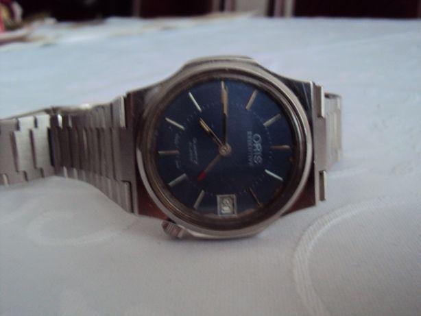 zegarek oris executive alarm bateria do wymiany