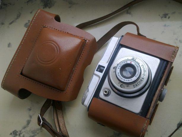 DACORA Kamerawerk digna + etui lata 50-te