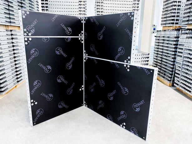 Szalunek ścienny PionBox 83 m2 (kompatybilne z Tekko) - PRODUCENT NOWE