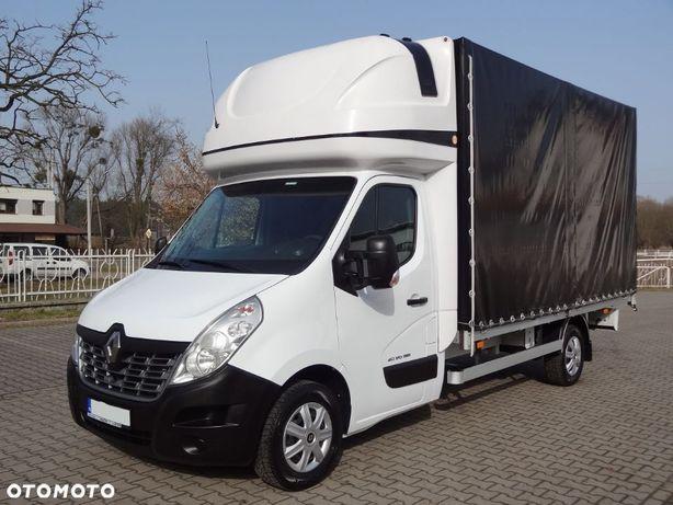 Renault Master 170 8 PALET 2018r  Pneumatyczne zawieszenie! IDEALNY!