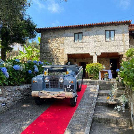 Aluguer Carro Clássico Casamento / Eventos