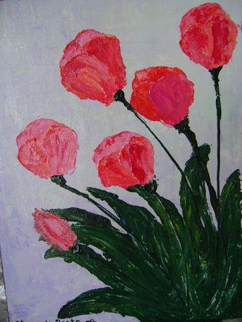 obraz kwiaty 2