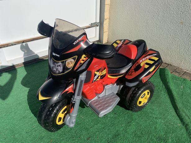Moto eletrica crianca