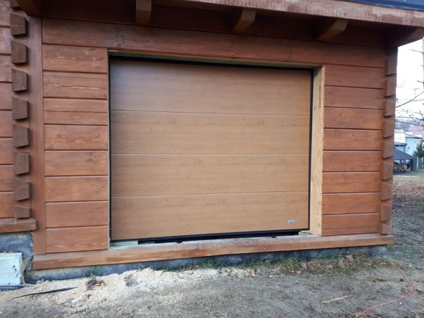 bramy garażowe segmentowe, automatyka do bram wjazdowych