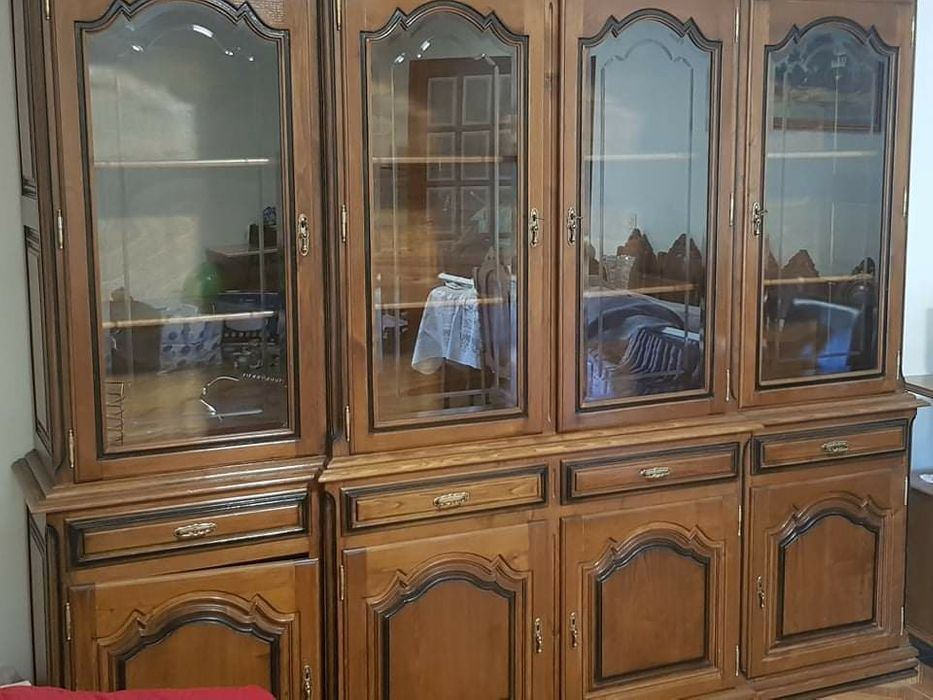 Mobilia sala  antiga Fonte Arcada E Oliveira - imagem 1