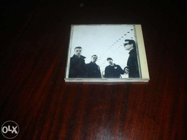 """CD U2 """"All that you can´t leave behind"""""""