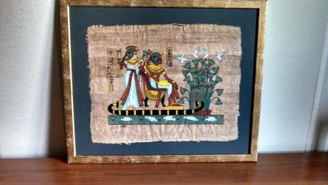 Картина з єгипетського папірусу