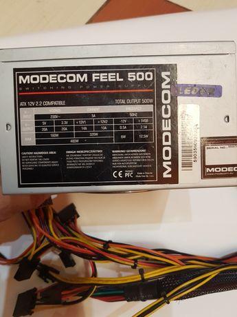 Zasilacz Modecom Feel 500 ATX