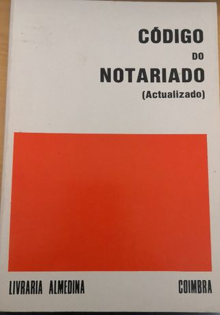 Código do Notariado - 1990