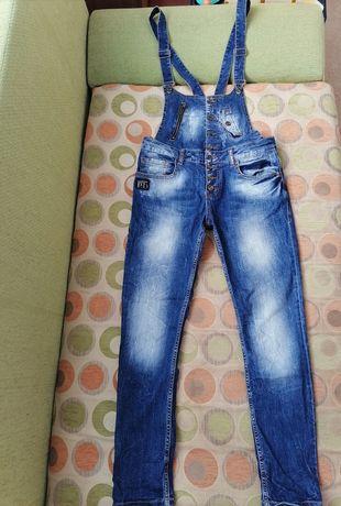 Комбінезон, джинси, комбинезон
