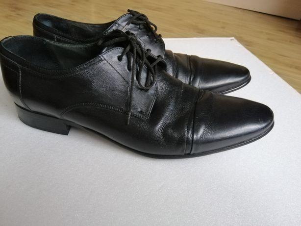 Кожаные классиче туфли
