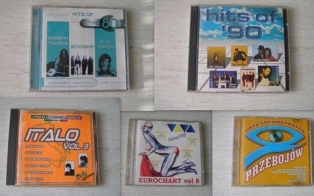 Płyty CD Snake's Music