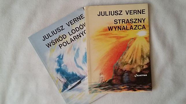 Juliusz Verne, Wśród Lodów Polarnych lub Straszny Wynalazca
