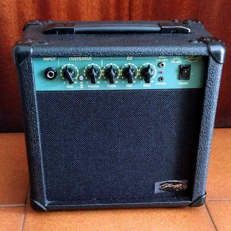 Amplificador para guitarra Stagg 10 GA