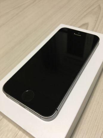 Iphone SE 32gb space gray + słuchawki gratisy bdb