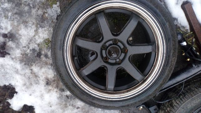 koła alufelgi 205/50R17 Opel vectra C/Signum/zafira opony lato ładne