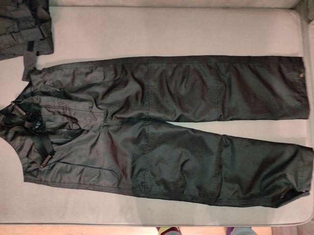 Spodnie ortalionowe 158