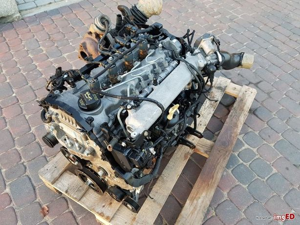 Części silnika D4FB 1.6 crdi 85KW Hyundai i30 Kia Cee'd