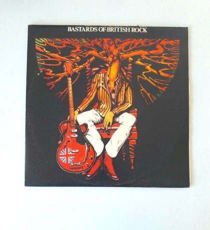 Vinil - Various /Bastards Of British Rock - Duplo Álbum (1975)