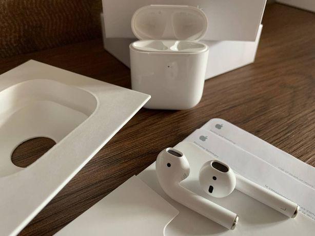 Apple AirPods 2 Original 1:1 Лучшее качество на рынке. Чехол в подарок