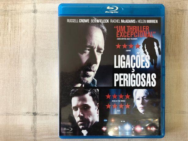 Ligações Perigosas - State Of Play (Blu-ray, 2009) BLU RAY FILME