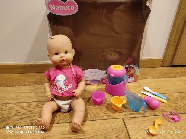 Lalka Nenuco komplet