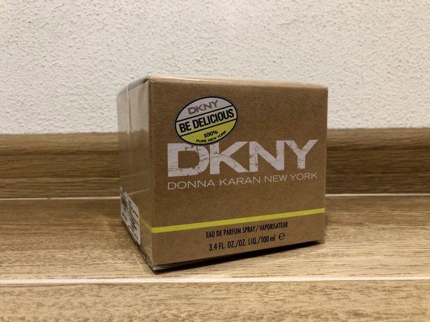 Новые Духи Donna Karan DKNY Be Delicious Оригинал 100 мл