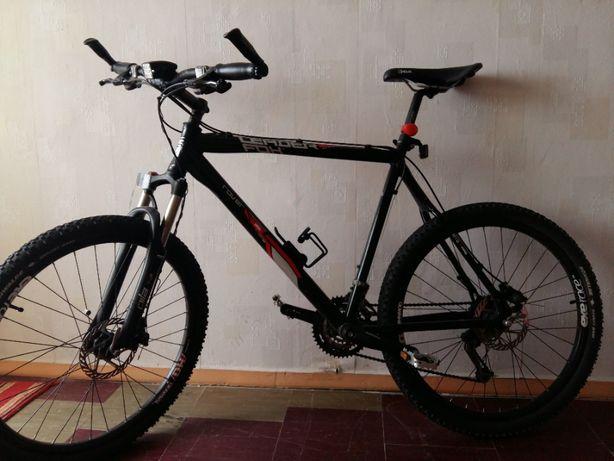 """Велосипед Leader Fox Rover, МТВ, колеса 26"""", Deore"""