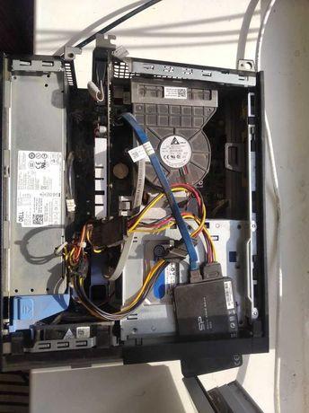 Системный блок  (I5 3470, RAM 16GB, SSD 65GB HD 500gb GT620 2gb) s1155
